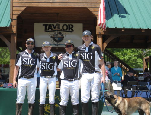 SIG Polo/Aiken County Farm wins Kneece Memorial