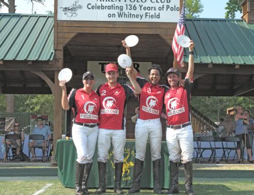 Field One Wins Sportsmanship Cup