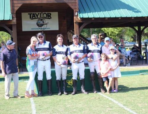 Sportsmanship Cup Winners