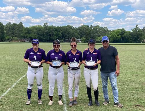 Women's Tournament B Flight Winners