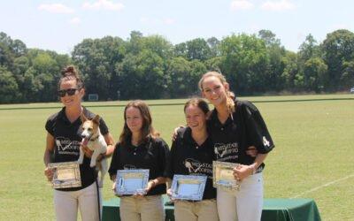 Women's Tournament A Flight Winners